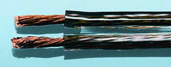 Vaizdas ACR, K4.0 2x4,0mm²  kolonėlių laidas, OFC, tamsus