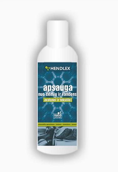 Vaizdas Hendlex apsauga nuo dėmių ir vandens Textile, 200 ml