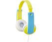 Vaizdas JVC, HA-KD7-YE, geltonos/šviesiai mėlynos sp., ausinės